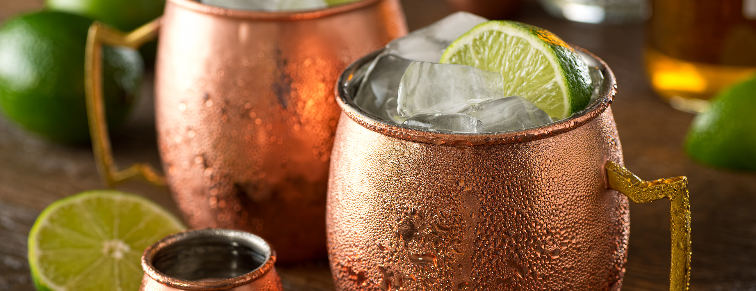 Libations and Mules